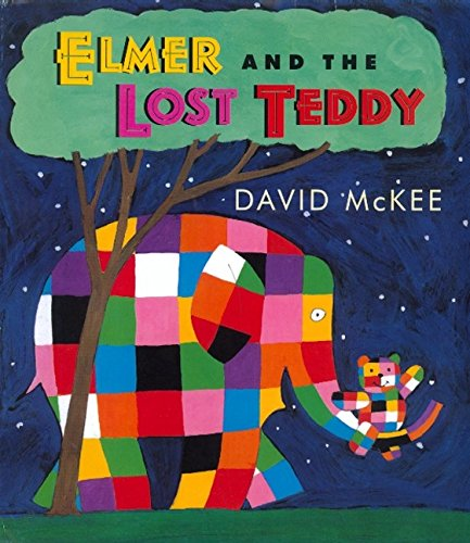 9780688169121: Elmer and the Lost Teddy