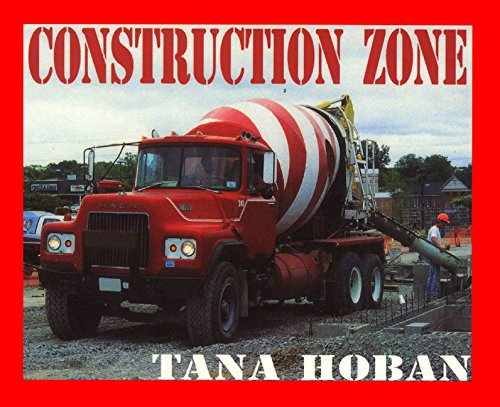 9780688169183: Construction Zone Board Book