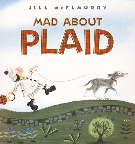 Mad About Plaid (Signed): McElmurry, Jill