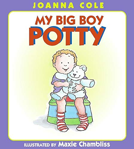 9780688170424: My Big Boy Potty