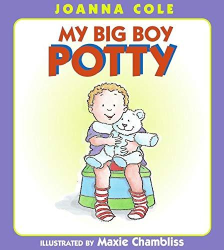 9780688170424: My Big Boy Potty