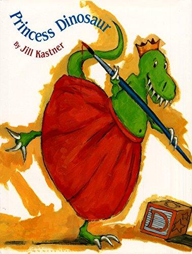 9780688170455: Princess Dinosaur