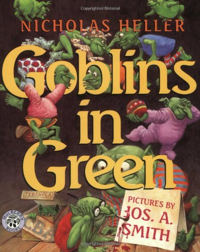 9780688170585: Goblins in Green