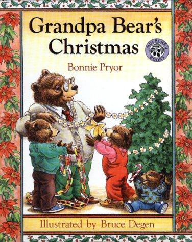 9780688170660: Grandpa Bear's Christmas