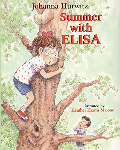 9780688170950: Summer with Elisa