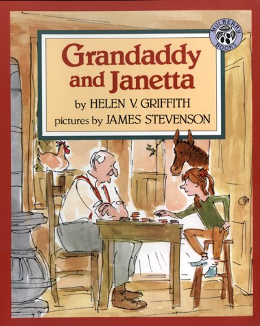 9780688171148: Grandaddy and Janetta (Mulberry Books)