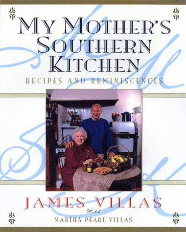 9780688171742: My Mother's Southern Kitchen: Recipes and Reminiscences