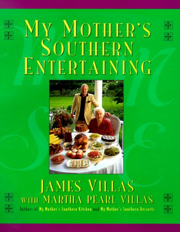 9780688171841: My Mother's Southern Entertaining