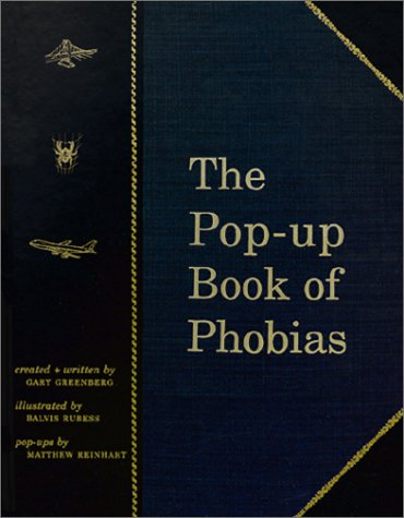 9780688171957: The Pop-Up Book of Phobias