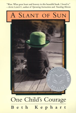 9780688172282: A Slant of Sun: One Child's Courage