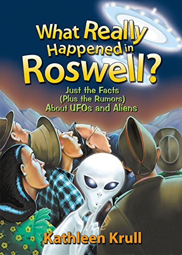 9780688172497: What Really Happened in Roswell?: Just the Facts (Plus the Rumors) About UFOs and Aliens