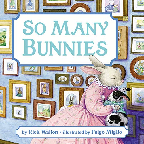 9780688173647: So Many Bunnies Board Book: A Bedtime ABC and Counting Book