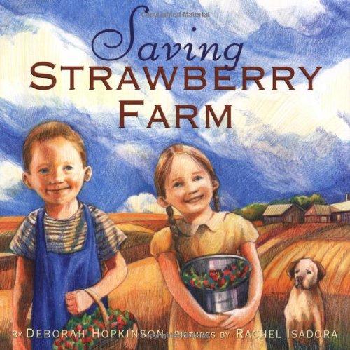 Saving Strawberry Farm: Hopkinson, Deborah