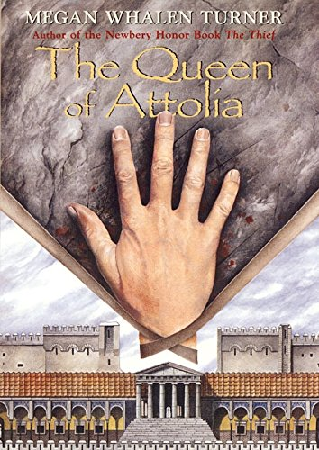 The Queen of Attolia (Thief of Eddis): Megan Whalen Turner