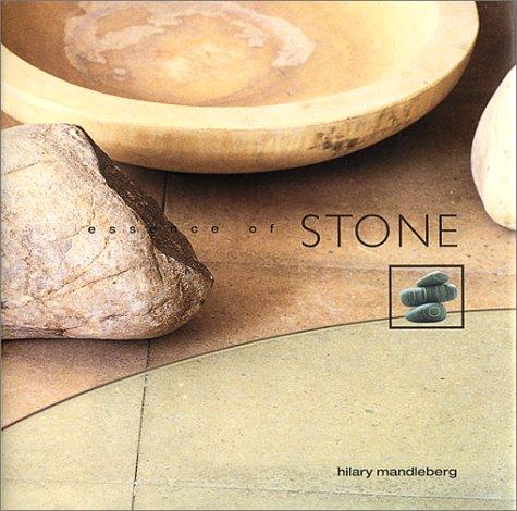 9780688174347: Essence of Stone