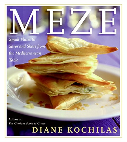 9780688175115: Meze: Small Plates to Savor and Share from the Mediterranean Table