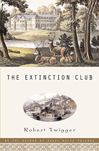 9780688175399: The Extinction Club