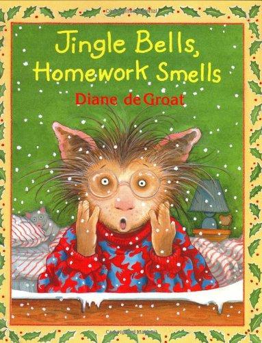 9780688175436: Jingle Bells, Homework Smells