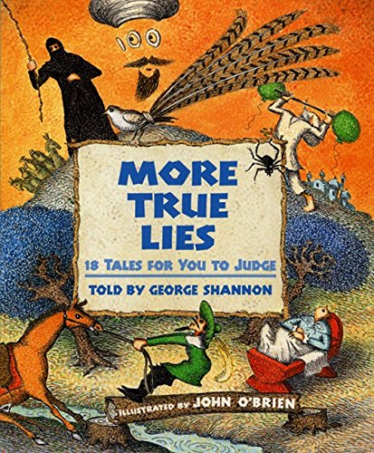 9780688176433: More True Lies: 18 Tales for You to Judge