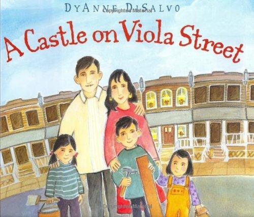 9780688176907: A Castle on Viola Street