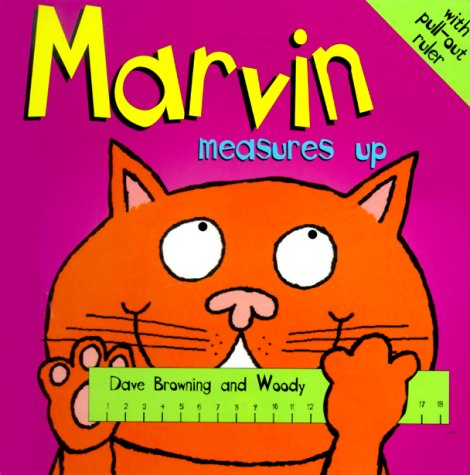 9780688177348: Marvin Measures Up
