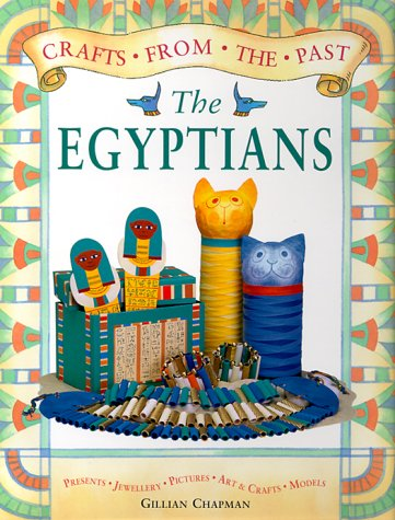 9780688177461: Egyptian Crafts from the Past