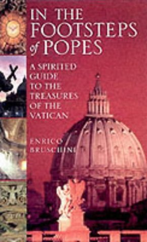 9780688177560: In the Footsteps of Popes: A Spirited Guide to the Treasures of the Vatican