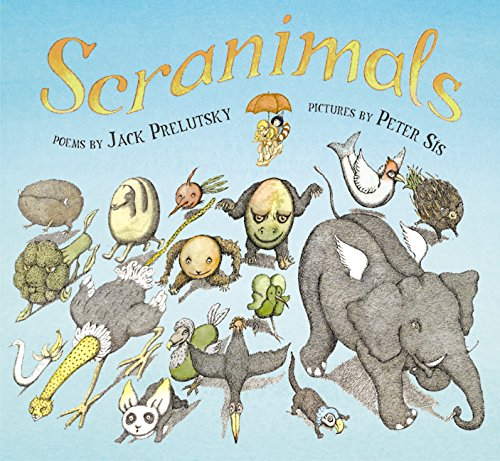 Scranimals (FIRST EDITION)