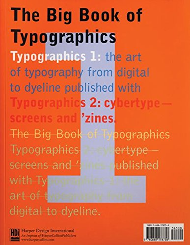 The Big Book of Typographics 1 & 2: Roger Walton