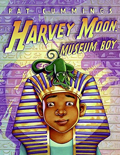 9780688178895: Harvey Moon, Museum Boy