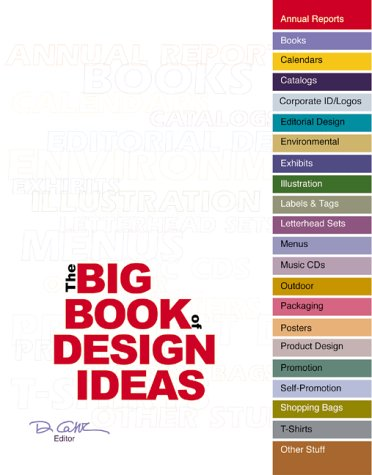 9780688179861: The Big Book of Design Ideas