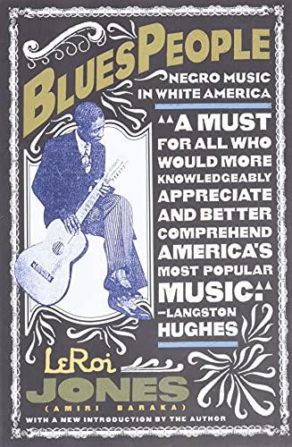 9780688184742: Blues People