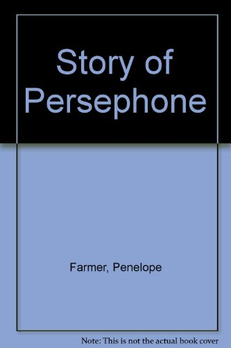 9780688200848: Story of Persephone