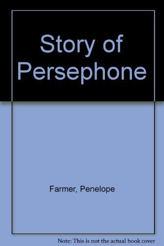 9780688200848: Story of Persephone