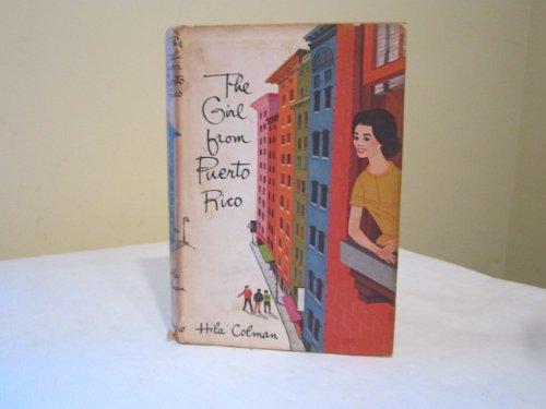 Girl from Puerto Rico: Colman, Hila