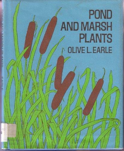 9780688217792: Pond and Marsh Plants