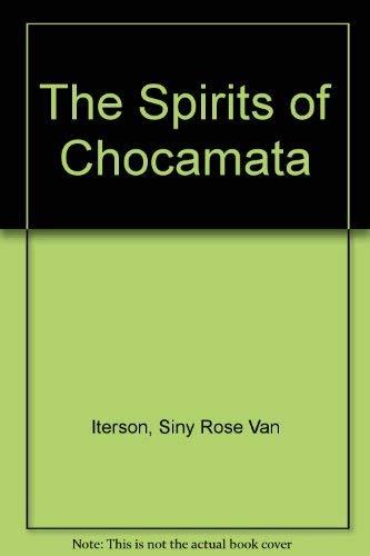 9780688221089: The Spirits of Chocamata (English and Dutch Edition)