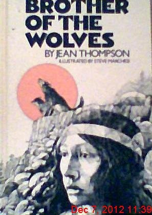 Brother of the Wolves: Thompson, Jean