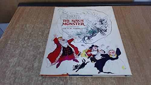 9780688222147: The king's monster