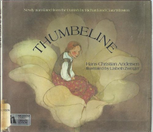 9780688222352: Thumbeline [Hardcover] by Lisbeth Zwerger