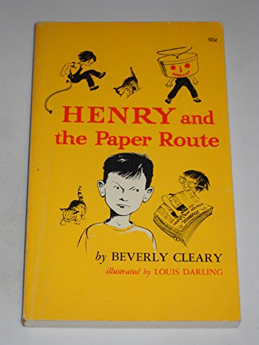 9780688253806: Henry and the Paper Route