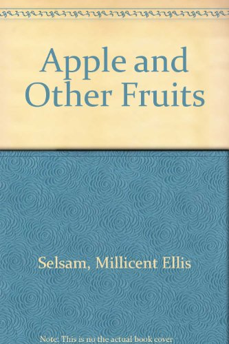 9780688300890: Apple and Other Fruits