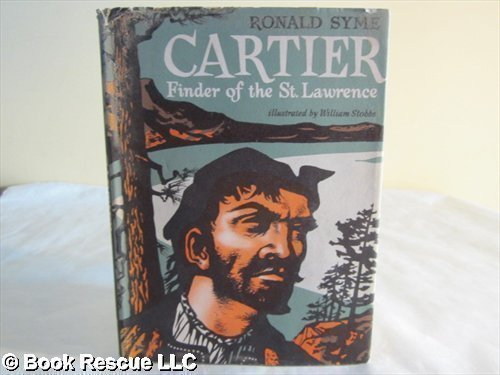 9780688311469: Cartier Finder of the St. Lawrence