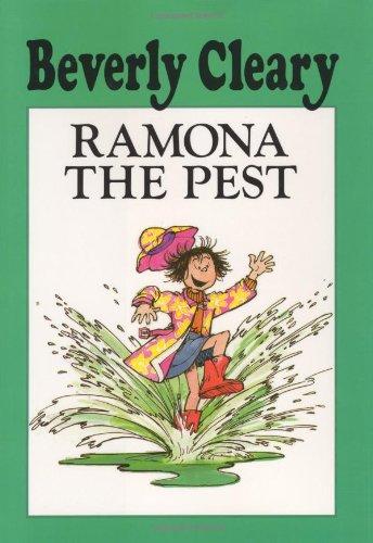 9780688317218: Ramona the Pest