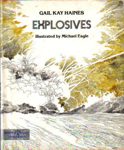 9780688320584: Explosives