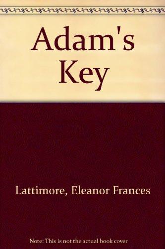 9780688320898: Adam's Key