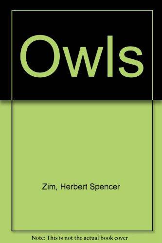 9780688321093: Owls