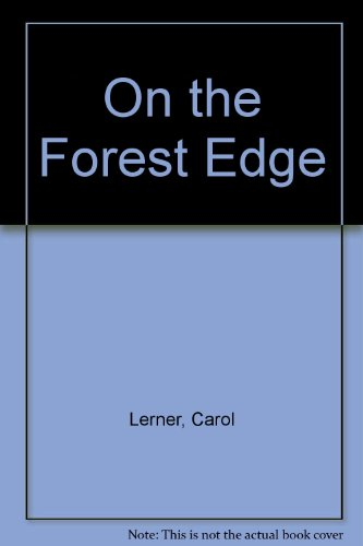9780688321628: On the Forest Edge
