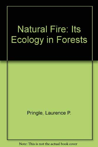 9780688322106: Natural Fire: Its Ecology in Forests