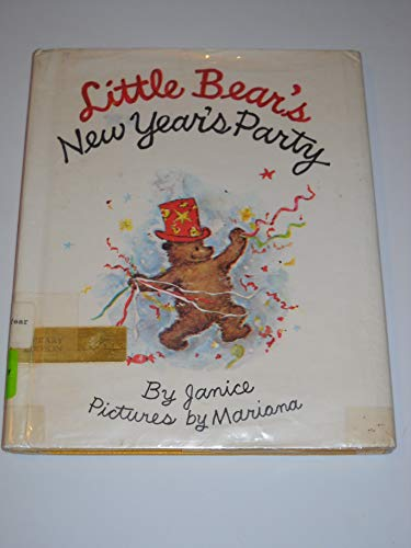9780688400026: Little Bear's New Year's party